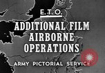Image of Operation Market Garden Allied invasion Nijmegen Netherlands, 1944, second 2 stock footage video 65675068875