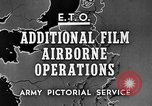 Image of Operation Market Garden Allied invasion Nijmegen Netherlands, 1944, second 4 stock footage video 65675068875