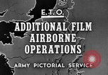 Image of Operation Market Garden Allied invasion Nijmegen Netherlands, 1944, second 6 stock footage video 65675068875