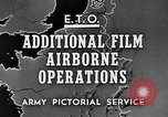 Image of Operation Market Garden Allied invasion Nijmegen Netherlands, 1944, second 7 stock footage video 65675068875