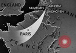 Image of Operation Market Garden Allied invasion Nijmegen Netherlands, 1944, second 10 stock footage video 65675068875