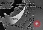 Image of Operation Market Garden Allied invasion Nijmegen Netherlands, 1944, second 11 stock footage video 65675068875