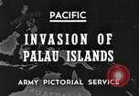 Image of 1st Marine Division Palau Islands, 1944, second 4 stock footage video 65675068877
