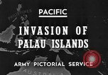 Image of 1st Marine Division Palau Islands, 1944, second 5 stock footage video 65675068877