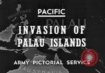Image of 1st Marine Division Palau Islands, 1944, second 7 stock footage video 65675068877