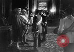 Image of Eva Peron Spain, 1947, second 15 stock footage video 65675068878