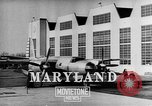 Image of Martin B-26 Marauder Maryland United States USA, 1942, second 3 stock footage video 65675068884