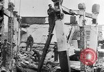 Image of clean up of bombing raid damage United Kingdom, 1940, second 8 stock footage video 65675068886