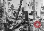 Image of clean up of bombing raid damage United Kingdom, 1940, second 9 stock footage video 65675068886