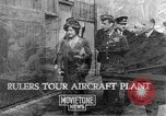 Image of British aircraft plant United Kingdom, 1940, second 1 stock footage video 65675068887