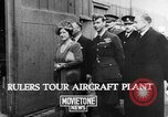 Image of British aircraft plant United Kingdom, 1940, second 2 stock footage video 65675068887