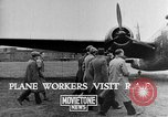 Image of Vickers Wellington England, 1940, second 4 stock footage video 65675068888