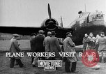 Image of Vickers Wellington England, 1940, second 5 stock footage video 65675068888