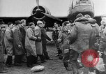Image of Vickers Wellington England, 1940, second 6 stock footage video 65675068888