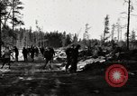 Image of German prisoners Munising Michigan USA, 1944, second 8 stock footage video 65675068891