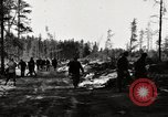 Image of German prisoners Munising Michigan USA, 1944, second 10 stock footage video 65675068891