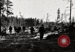 Image of German prisoners Munising Michigan USA, 1944, second 12 stock footage video 65675068891