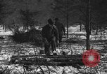 Image of German prisoners Munising Michigan USA, 1944, second 5 stock footage video 65675068893