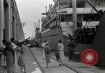Image of USS Thomas Manila Philippines, 1929, second 3 stock footage video 65675068924