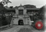 Image of Fort Santiago Manila Philippines, 1929, second 4 stock footage video 65675068925