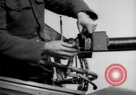 Image of gunnery practice France, 1918, second 6 stock footage video 65675068931