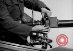 Image of gunnery practice France, 1918, second 7 stock footage video 65675068931