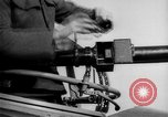 Image of gunnery practice France, 1918, second 8 stock footage video 65675068931