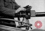 Image of gunnery practice France, 1918, second 9 stock footage video 65675068931