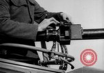 Image of gunnery practice France, 1918, second 10 stock footage video 65675068931