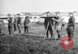Image of gunners training France, 1918, second 2 stock footage video 65675068932