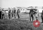 Image of gunners training France, 1918, second 4 stock footage video 65675068932