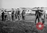 Image of gunners training France, 1918, second 5 stock footage video 65675068932