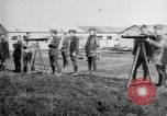 Image of gunners training France, 1918, second 6 stock footage video 65675068932