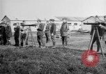 Image of gunners training France, 1918, second 7 stock footage video 65675068932