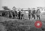 Image of gunners training France, 1918, second 12 stock footage video 65675068932