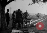 Image of gunners training France, 1918, second 7 stock footage video 65675068933
