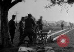 Image of gunners training France, 1918, second 8 stock footage video 65675068933