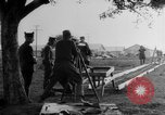 Image of gunners training France, 1918, second 10 stock footage video 65675068933
