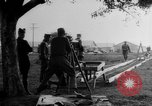 Image of gunners training France, 1918, second 12 stock footage video 65675068933