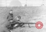 Image of gunners training France, 1918, second 1 stock footage video 65675068934