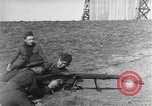 Image of gunners training France, 1918, second 3 stock footage video 65675068934