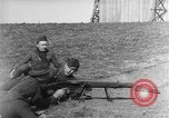 Image of gunners training France, 1918, second 4 stock footage video 65675068934