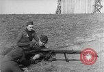 Image of gunners training France, 1918, second 5 stock footage video 65675068934