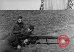 Image of gunners training France, 1918, second 8 stock footage video 65675068934