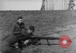Image of gunners training France, 1918, second 9 stock footage video 65675068934