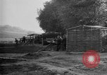 Image of gunners training France, 1918, second 8 stock footage video 65675068935