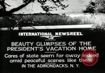 Image of Adirondacks Mountains Paul Smiths New York USA, 1926, second 1 stock footage video 65675068977