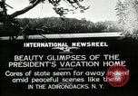 Image of Adirondacks Mountains Paul Smiths New York USA, 1926, second 4 stock footage video 65675068977