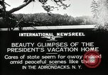 Image of Adirondacks Mountains Paul Smiths New York USA, 1926, second 5 stock footage video 65675068977