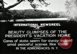 Image of Adirondacks Mountains Paul Smiths New York USA, 1926, second 6 stock footage video 65675068977